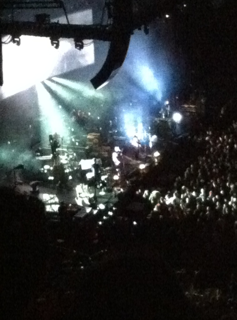 Sigur Ros at MSG