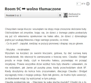 Room 9C in Polish